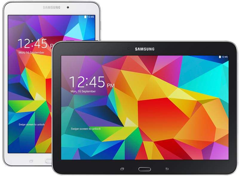 Samsung Galaxy Tab 4 10.1 Versi 2015 Dibekali Prosesor 64-bit