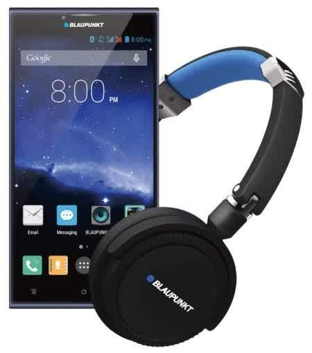 BLAUPUNKT Sonido X1+, SoundPhone dengan Prosesor Octa Core