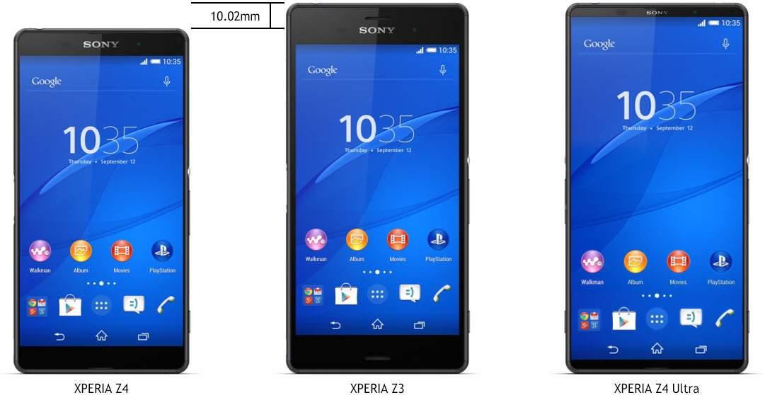 Rumor: Xperia Z4 Belum Muncul, Sony Siapkan Xperia Z4 Ultra dan Lavender