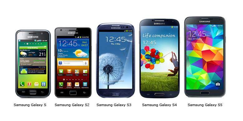 Samsung Rilis Video Evolusi Galaxy S dari Masa ke Masa
