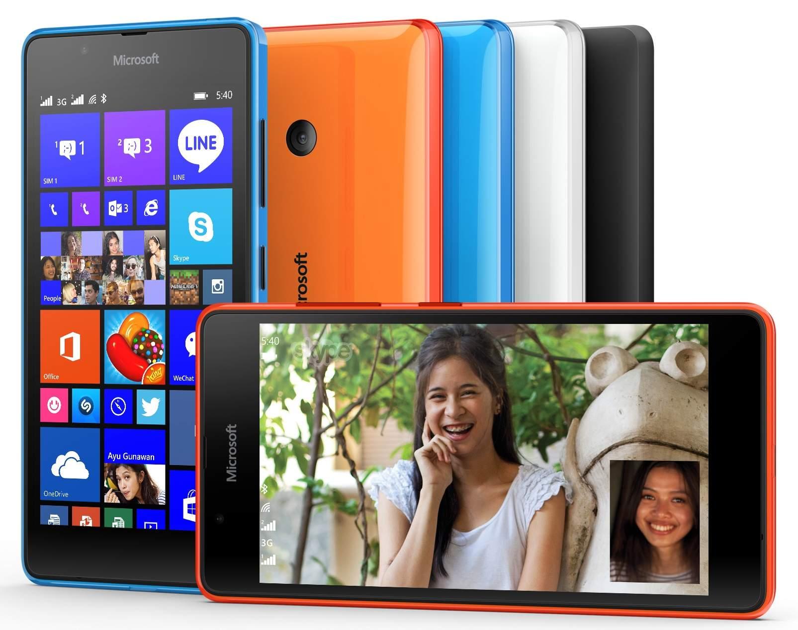 Rumor Dua Lumia High End dan Dua Mid end Segera Meluncur Kamera 25MP
