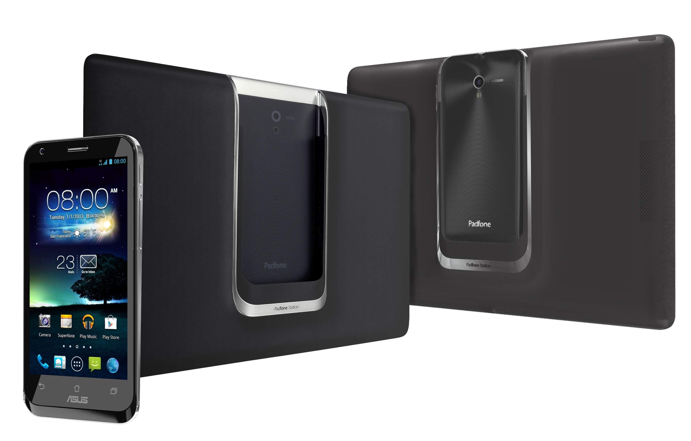 Harga Asus PadFone S Plus: Spesifikasi Diupgrade RAM 3GB ROM 64GB