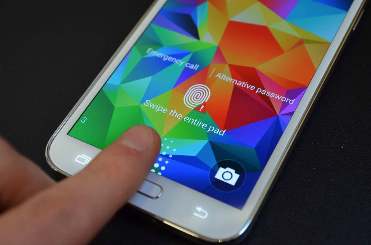 Ini 4 Smartphone Samsung dengan Fitur Fingerprint Scanner