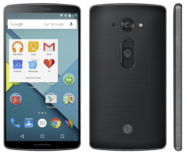 LG G4 Resmi Meluncur, Unggulkan Desain, Layar dan Kamera