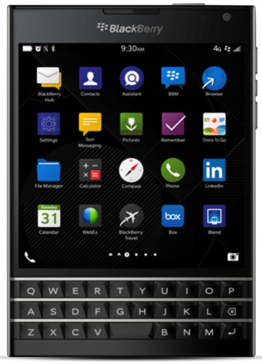 Smartphone BlackBerry di Mei 2015, Harga Mulai dari Rp 1 jutaan