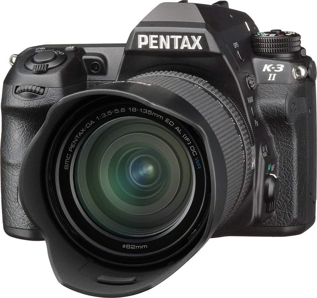 Pentax K-3 II Dibekali Fitur Terbaik untuk Memotret Benda di Angkasa