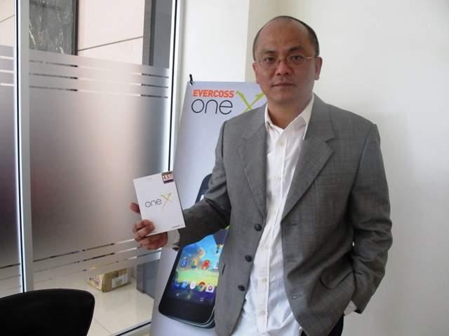 Evercoss Akan Rilis 5 Smartphone 4G Sepanjang Tahun 2015