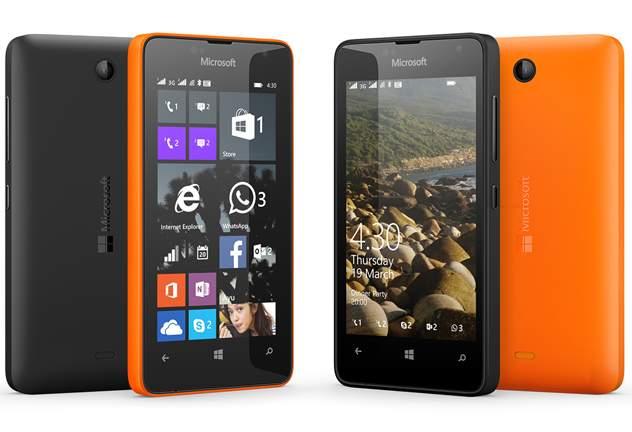 Lumia 430 Dual SIM di Indonesia: Lumia Paling Murah Saat ini Cuma Rp649 Ribu