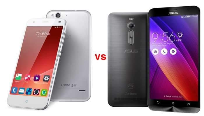 Perbandingan Harga dan Spesifikasi: ZTE Blade S6 vs Asus Zenfone 2 ZE551ML
