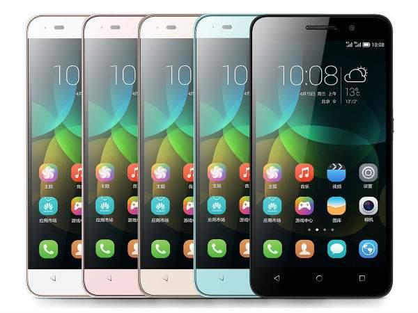 Huawei Honor 4C dan Honor Bee, Penerus Seri Honor dengan Harga Terjangkau