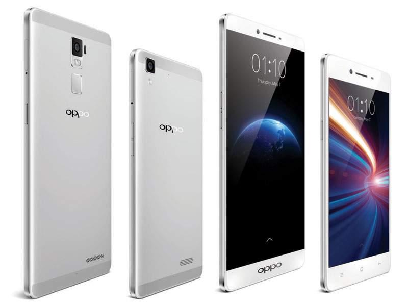 Oppo R7 Plus dengan Octa Core 64 Bit dan 4G Siap Meluncur