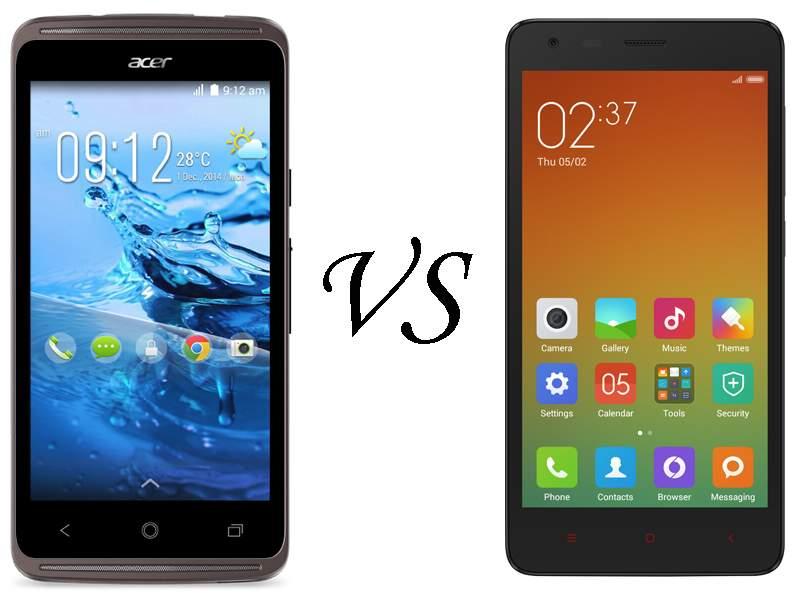Acer Liquid Z410, Android 4G Pesaing Xiaomi Redmi 2