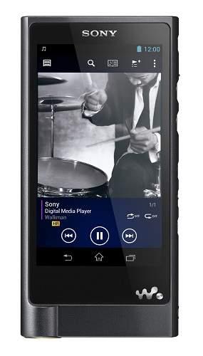 Sony Walkman NW-ZX2 Bergaya Smartphone dengan OS Jelly Bean