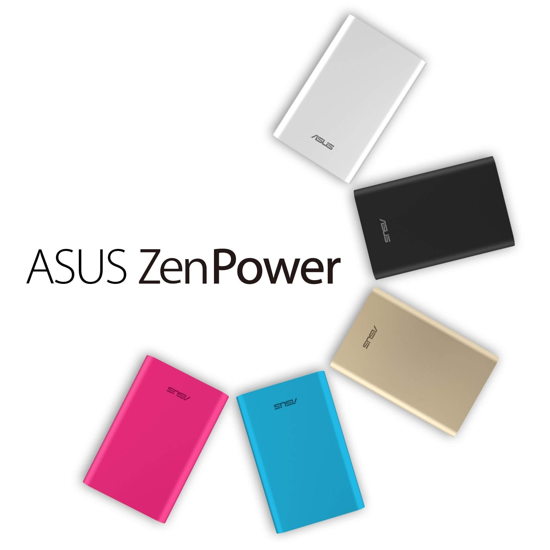 Asus ZenPower, Powerbank Ringan, Berkapasitas Besar