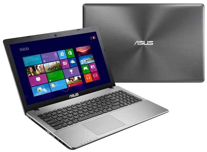 Asus Notebook X550DP Kuat untuk Gaming Berkat Dua Mesin Grafis