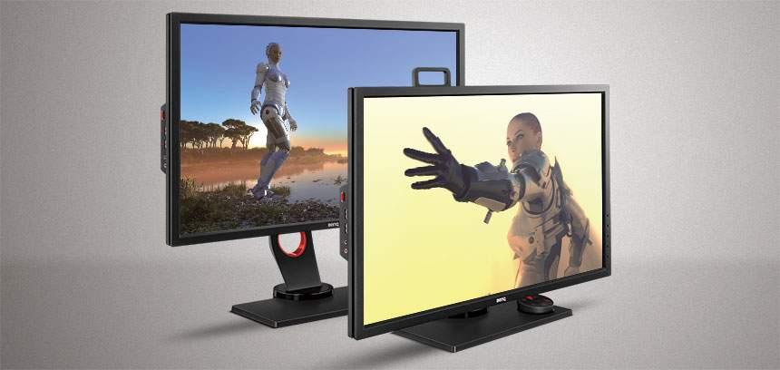Dua Monitor Gaming BenQ bersertifikasi TUV Rheinland Pertama di Dunia