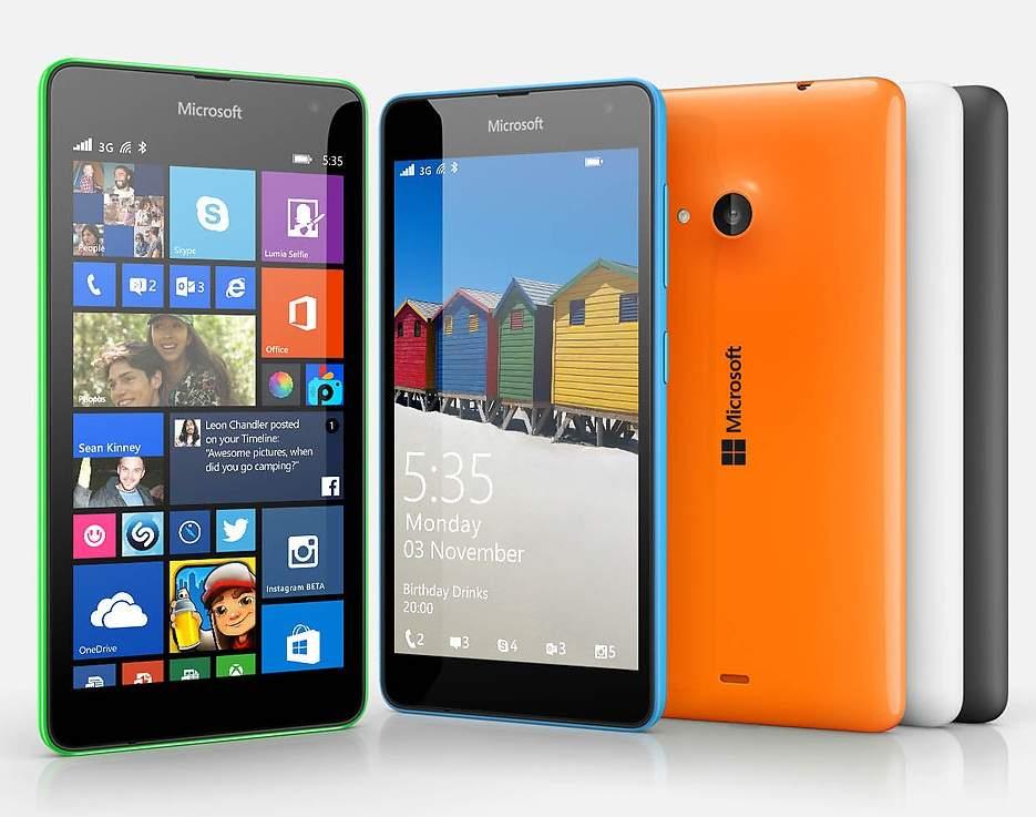 Lumia 540 Akhirnya Sudah Bisa Dipesan Seharga Rp 1,99 Jutaan