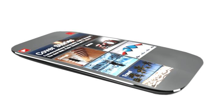 Comet, Smartphone Android yang Memiliki Sirip dan Mengapung di Air