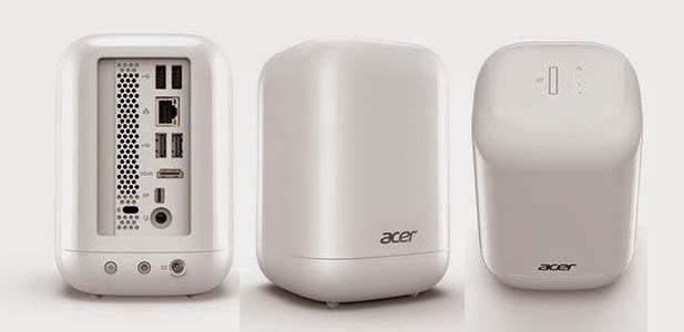 Acer Revo One, Bergaya dengan Desain Mirip Mac Pro