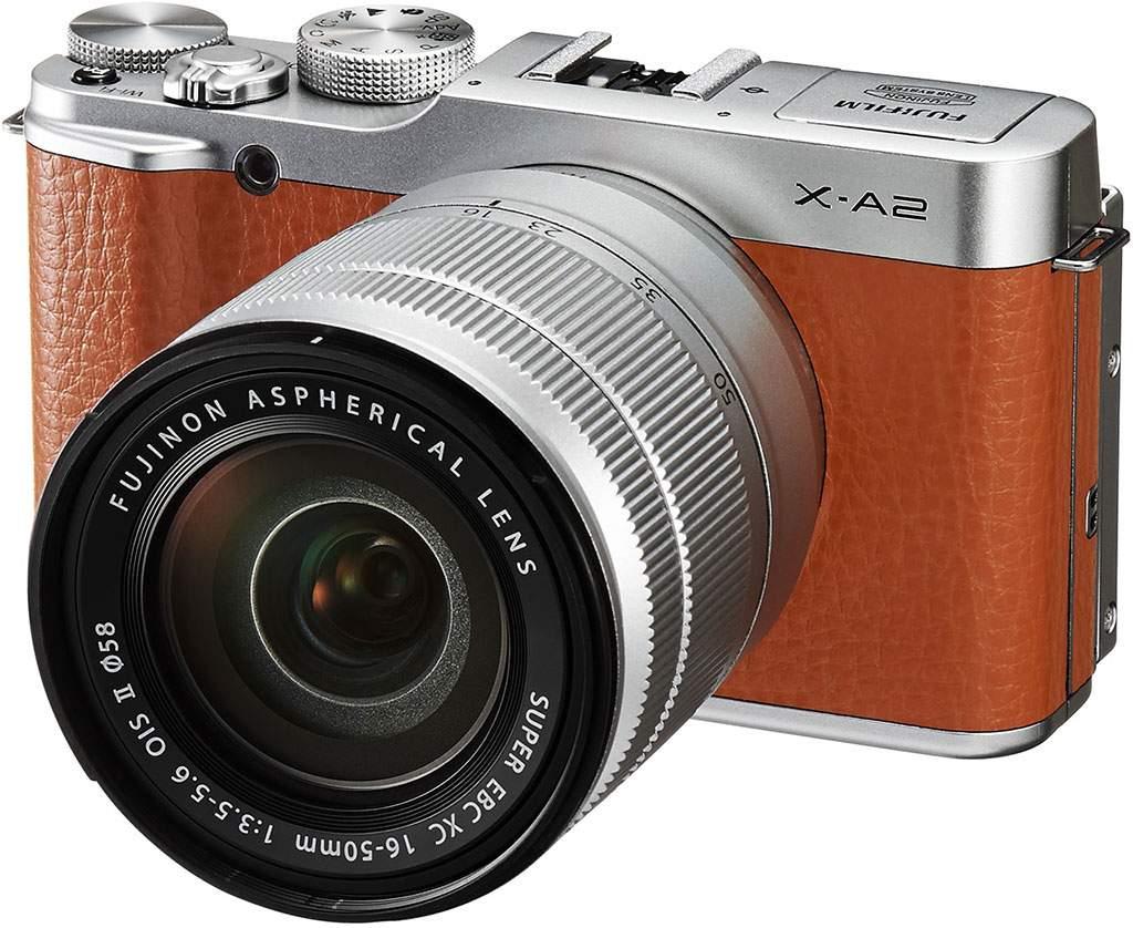 Fujifilm X-A2, Kamera Mirrorless untuk Menunjang Foto Selfie