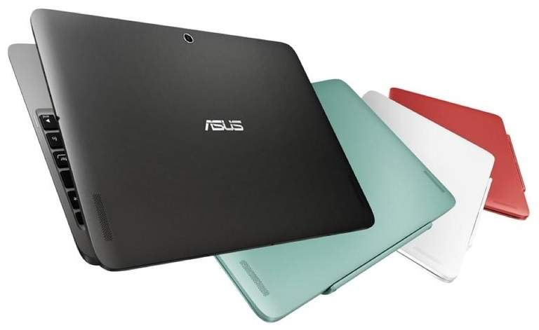 Asus Transformer Book T100HA, Tablet 2-in-1 dengan Intel Atom x5