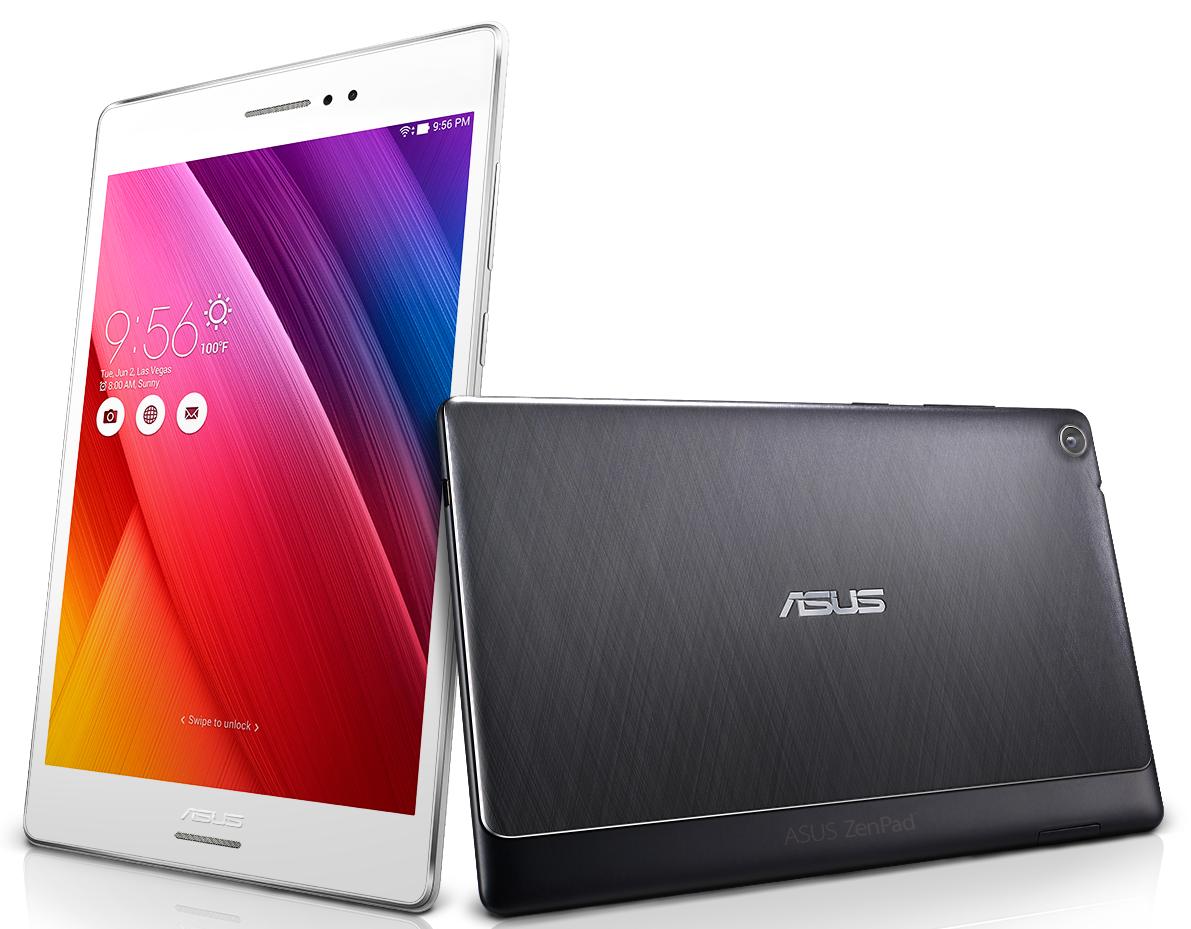 Asus Zenpad S 8.0 Z580C Meluncur di Computex 2015