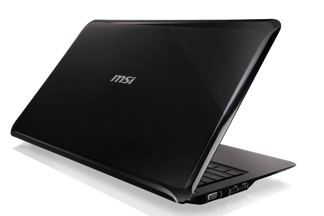 Laptop MSI S120, Ringan dan Tipis Tanpa Kipas