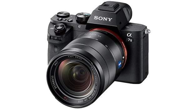 Sony Merilis Sony A7R II dengan Fitur Merekam Video 4K