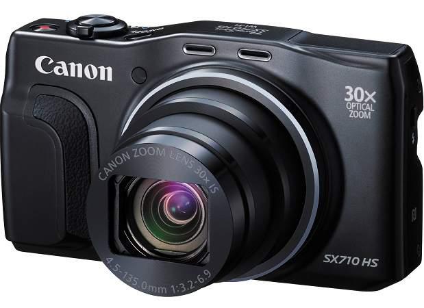 4 Kamera Canon Superzoom dari Keluarga Powershot SX Series