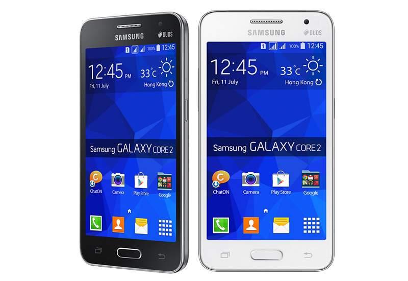Smartphone Samsung Quad Core terbaik Saat Ini