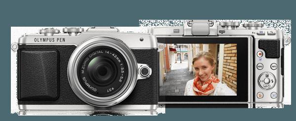 Olympus Pen E-PL7, Kamera Mirrorless Bagi Penggila Selfie