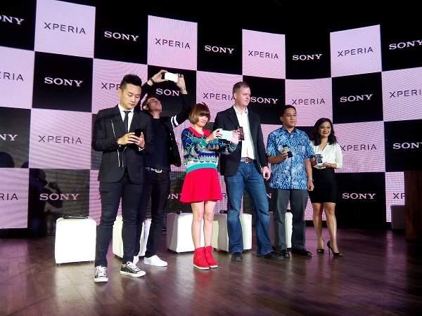 Sony Luncurkan Tiga Smartphone dan 1 Tablet untuk Pasar Indonesia