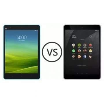 Pilih mana Tablet 8 Inci, Nokia N1 atau Xiaomi Mi Pad?