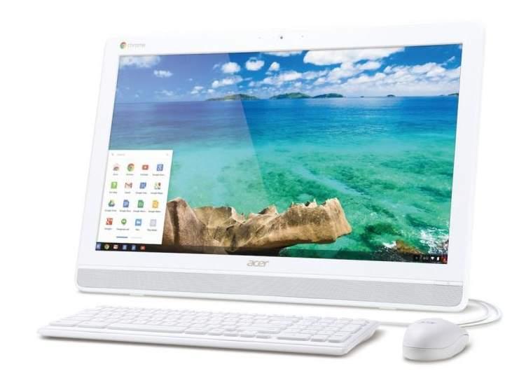 Acer Chromebase All In One dengan Prosesor Nvidia Resmi Diperkenalkan