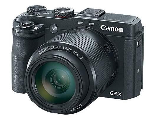 Canon G3X Resmi Dirilis dengan Fitur ZOOM Terbaru