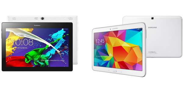 Pilih mana, Lenovo TAB 2 A10-70 atau Samsung Galaxy Tab 4 10.1?