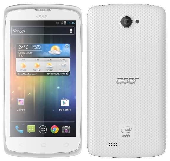 5 Smartphone Acer Murah Dengan Kamera 8 MP