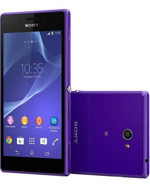 5 Smartphone Sony Murah Dengan Kamera 8 MP