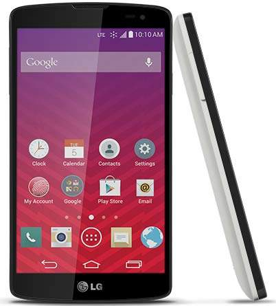 LG Tribute 2, Versi Lain LG Leon?