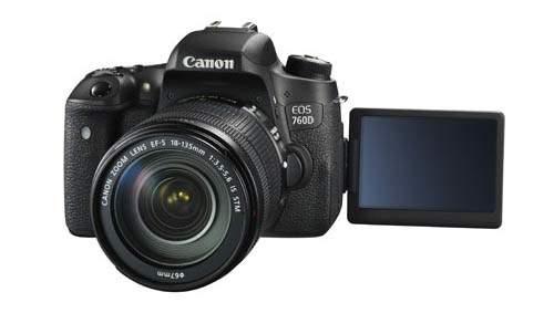 Canon 750D Resmi Hadir di Indonesia