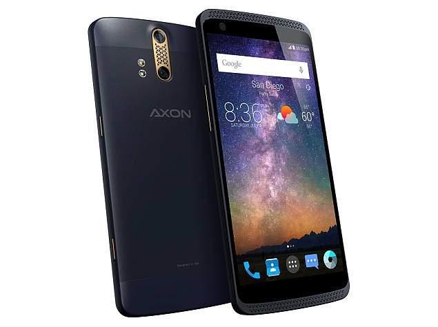 ZTE Axon Meluncur Juli, Berbekal 4GB RAM dan Lensa Kamera Ganda