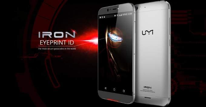 UMI Iron, Smartphone Berspesifikasi Monster dari Asia