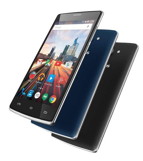Archos 50D Helium, Android 1,6 Jutaan dengan Fitur 4G
