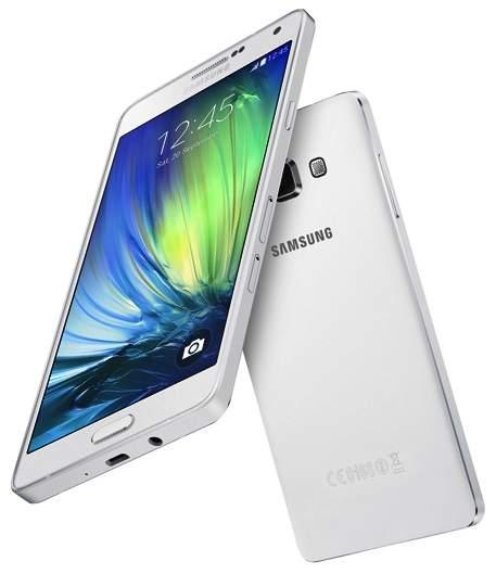 Smartphone Android dengan Bodi Tipis Berbahan Metal
