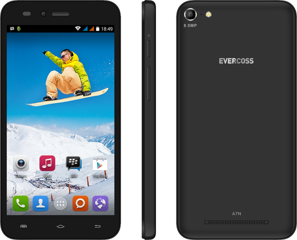 Smartphone Selfie Murah Terbaik dari Evercoss