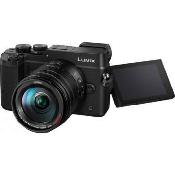 Panasonic Lumix DMC GX8, dengan Dual Image Stabilization