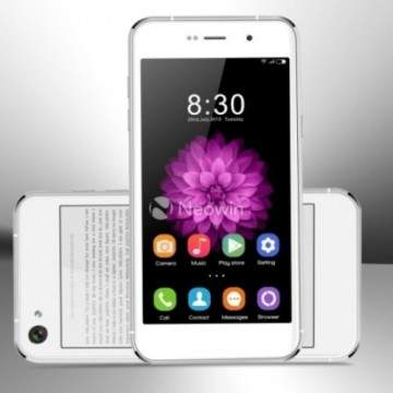 Oukitel U6, Ramaikan Pasar Smartphone Dua Layar