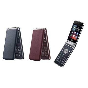 Ponsel Berdesain Flip Kembali Diperkenalkan LG di Tahun 2015