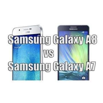 Keduanya Berbodi Metal, Kamu Pilih Samsung Galaxy A8 atau Galaxy A7?