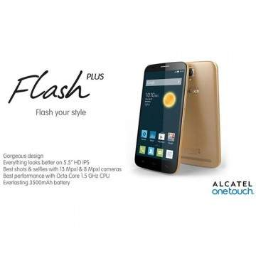 Flash Sale Alcatel One Touch Flash Plus di Lazada Hanya Rp 1.899.000